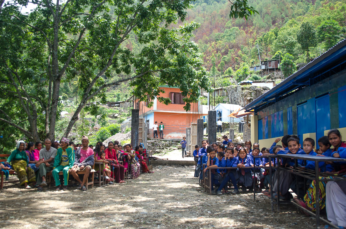 Seti Devi school reopening